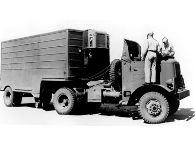 Historia transportu – odc. 103. O tym, jak wynalazek z lat 30. zmienił przewozy chłodnicze w Ameryce