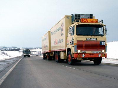 Historia transportu – odc. 106. O tym, dlaczego Transfrigoroute walczyło o zezwolenia na przejazdy weekendowe