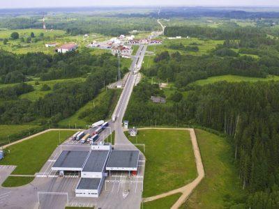 Реконструкция трех пунктов пропуска на границе с Финляндией и Эстонией