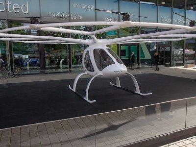 Volocopter erhält in Finanzierungsrunde 87 Millionen Euro