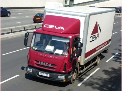 Ceva Logistics to test electric lorries in London