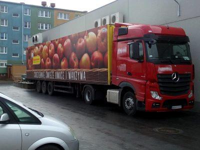 Gdy logistyka się spóźni, musimy płacić sieci handlowej 4 tys. zł za dzień