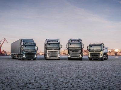 Volvo Trucks präsentiert neue Generation von schweren LKW