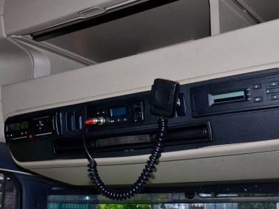 """""""Manipuliavimas tachografu yra brangus"""". Vokietijos policija nenuolaidžiauja apgavikams"""