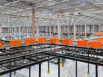 Zalando uruchomiło trzecie centrum logistyczne w Polsce