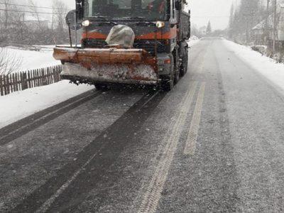 Situația drumurilor în România după 12 ore de cod roșu