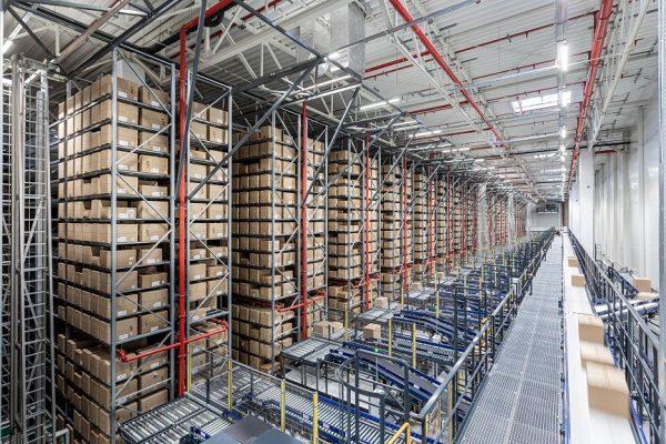 Koniec rozbudowy centrum dystrybucyjnego LPP. Dziennie wyśle 1,84 mln sztuk odzieży!