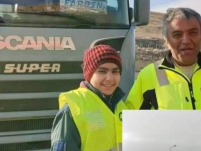 The Iranian trucker for whom a lorry was fundraised is finally at home. Meanwhile, his helpers are organising another event