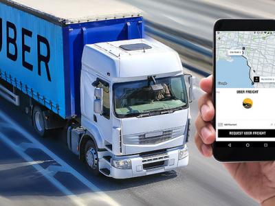 Uber Freight: performanțe mai slabe în trimestrul 4 al anului trecut