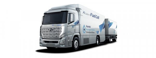 1600 hydrogen trucks to enter the Swiss roads in the next 4 years