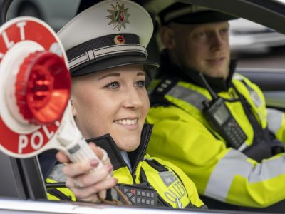 Akcja kontroli ciężarówek w jednym z niemieckich landów