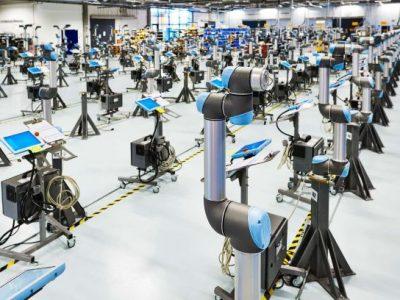 Logistica 4.0: În maxim de trei ani roboții vor acapara domeniul logisticii. Vor fi mai numeroși decât în industria auto