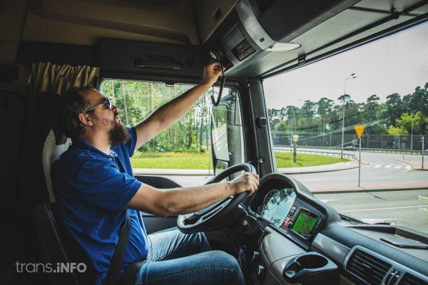 «Помни, что водители грузовиков работают для твоего удобства и комфорта твоей семьи». Трогательное о