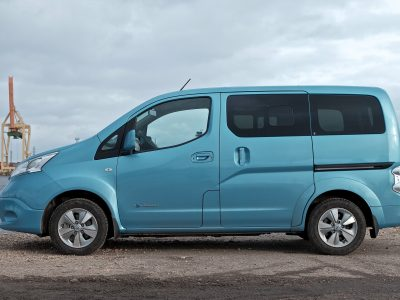 DPD UK ordered 300 electric vans