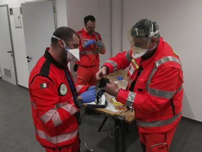 Coronavirus: Italienischer LKW-Fahrer in Quarantäne