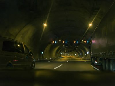 Restricții de trafic în 9 tuneluri din Belgia începând de astăzi