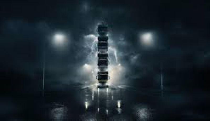 Ezért állt a Volvo vezér egy kamiontorony tetejére