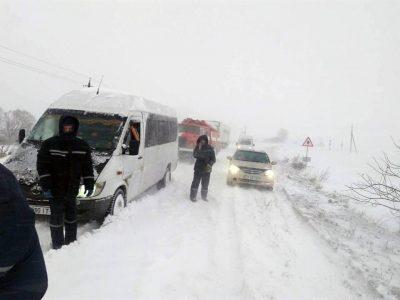 Alertă trafic | Ucraina: Condiții meteo deosebite în următoarea perioadă