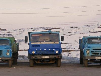 В России повысят транспортный налог на грузовики, которые не соответствуют современным экологическим стандартом дорожного транспорта