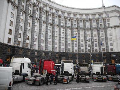 Протесты украинских перевозчиков. О чем договорились предприниматели с властями?