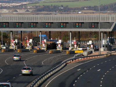 British government invests £35 million to protect critical freight routes; £1.7billion to improve roads. Hauliers give cautious welcome
