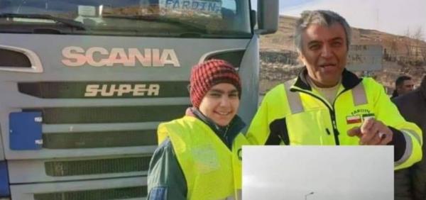 Najsłynniejszy w Polsce trucker z Iranu dojechał do domu. Tymczasem jego dobroczyńcy organizują… kol