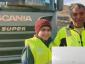Najsłynniejszy w Polsce trucker z Iranu dojechał do domu. Tymczasem jego dobroczyńcy organizują… kolejną zbiórkę