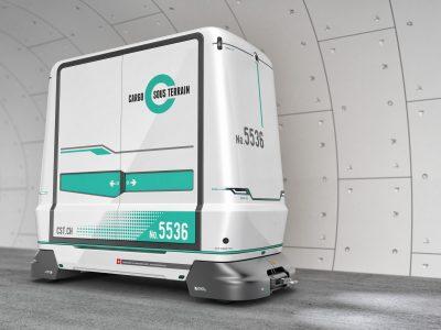 Schweiz will Gesetzesgrundlage für das digitale Gesamtlogistiksystem Cargo sous terrain schaffen
