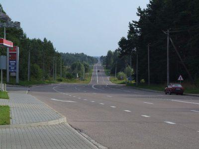 Lazdijai – Aradnykai pasienio kontrolės punkte praleidžiamos visos transporto priemones