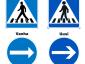 Finnland: Neue mitunter geschlechtsneutrale Verkehrsschilder kommen