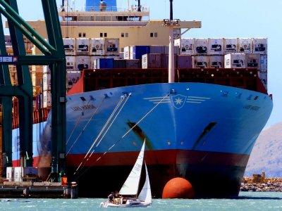 Maersk își extinde gama de servicii prin achiziționarea unei companii americane de depozitare