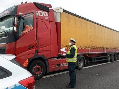 Польша расслабляет правила, касающиеся режима труда и отдыха водителей. Проверьте изменения