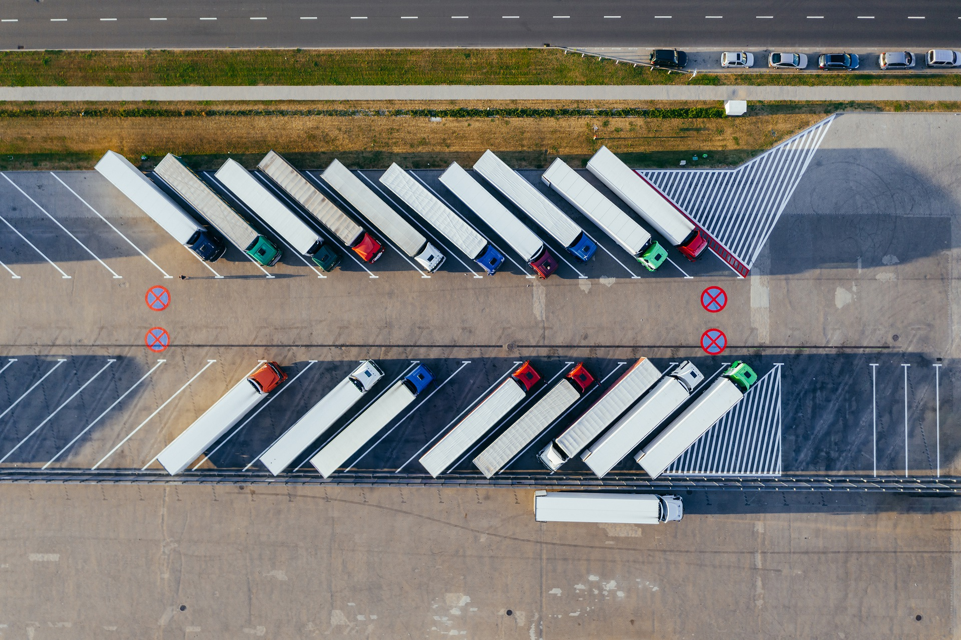 German carrier held liable for choosing the wrong parking lot