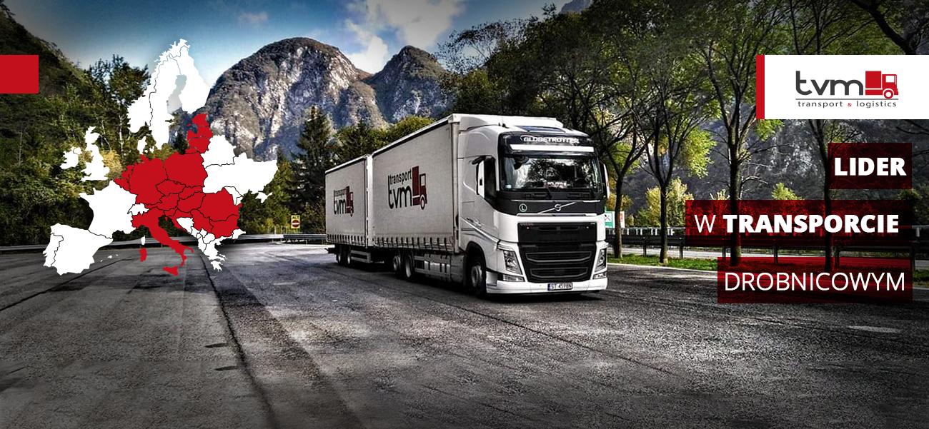 TVM Transport & Logistics – lider transportu drobnicowego – zaprasza do współpracy