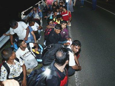 Graikija uždarė dalį sausumos sienos su Turkija. Priežastis – nauja imigrantų banga