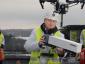 Pamiętacie Scanię unoszoną przez dwa tysiące dronów? Szwedzki producent ujawnia kulisy produkcji