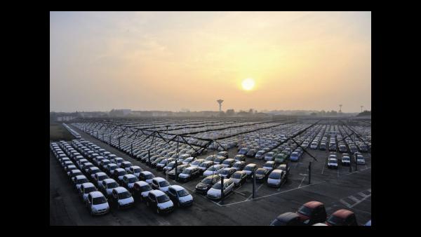 Obsługa logistyczna pojazdów gotowych – przyszłość przyniesie zmiany