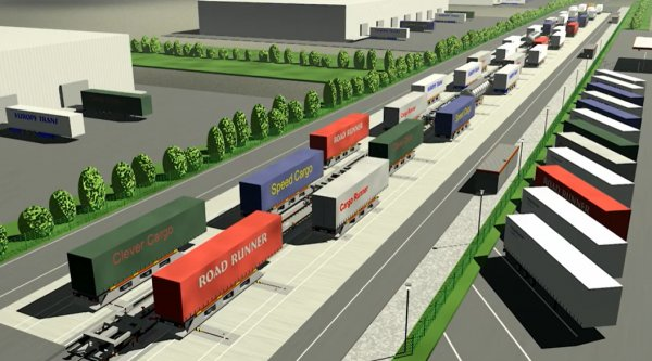 Naczepy pojadą pociągiem do niemieckiego portu. W nową inicjatywę włącza się PKP Cargo
