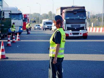 5 пунктов, которые чаще всего проверяются во время контроля водителя в Европе