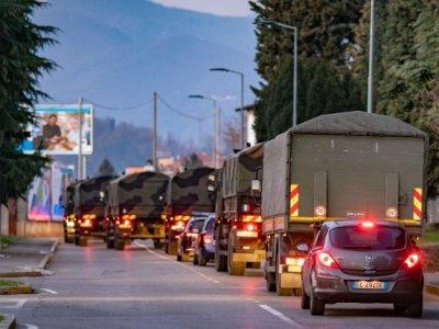 Italia a emis un protocol pentru limitarea răspândirii COVID-19 în sectorul de transport și logistică