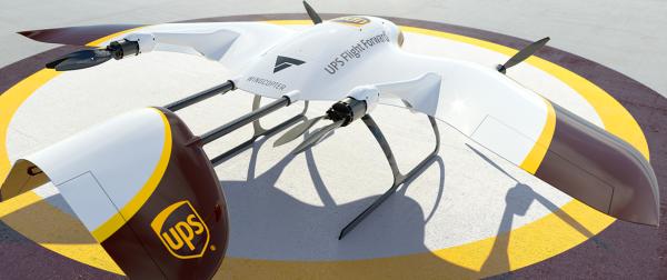 Dostawca usług kurierskich i niemiecki start-up pracują nad dostawczymi dronami. Ich zasięg i prędko