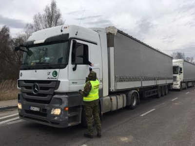 Pokyčiai Lenkijos sienose. Daugiau atvirų eismui sienos kirtimo punktų