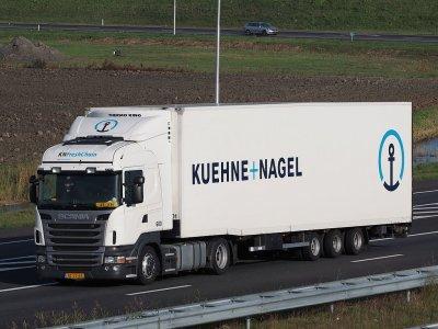 Kuehne+Nagel auf Platz eins des niederländischen IATA-Rankings