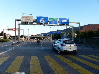 Prancūzija reikalauja specialaus sertifikato vairuotojams, kurie užsiima krovinių gabenimu