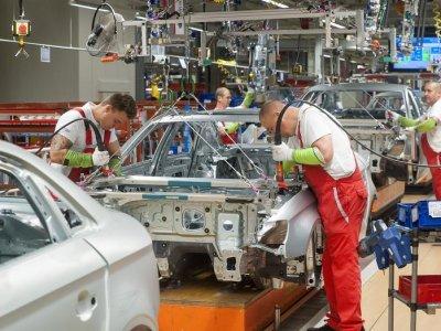 Májustól már javulhat az ipari termelés mutatója Magyarországon