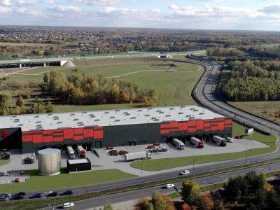 Двузначная динамика роста на польском рынке складских услуг