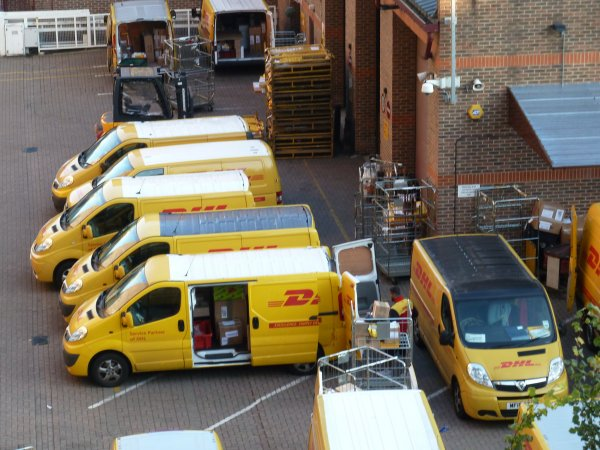 DHL is retracting a parcel rate increase…why?