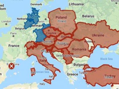 [Hartă interactivă actualizată] Coronavirus in Europa: restricții și controale sanitare la frontiere. Informații de trafic actualizate în timp real