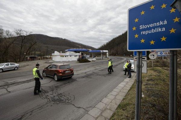 Szlovák határ: csak Rajkánál és Tornyosnémetinél léphetnek be kamionok Magyarországra