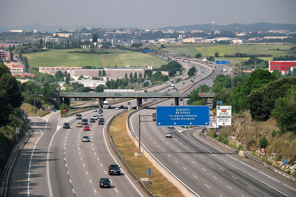 Sunday truck ban to be introduced on the AP7 motorway in Catalonia